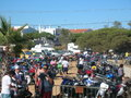 Bike week faro algarve portugal Stock Photos