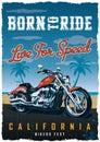 Bikers Fest Poster