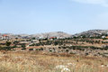 Bil'in Village Palestine Israel Royalty Free Stock Photo