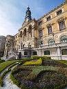 Bilbao city townhall Royalty Free Stock Photo