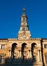 Bilbao, City Hall, Town Hall, Basque Country, Spain, Iberian Peninsula, Europe Royalty Free Stock Photo