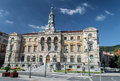 Bilbao Town Hall Royalty Free Stock Photo
