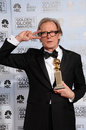 Bill Nighy Fotografia de Stock Royalty Free