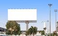 Billboard advertise large in bangkok