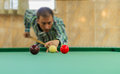 Billiard Royalty Free Stock Photos