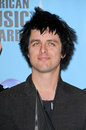 Billie joe armstrong at the american music awards press room nokia theater los angeles ca Stock Image
