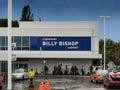 Billy Bishop Airport Stock Photo