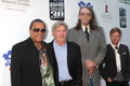 Billy Dee Williams,Harrison Ford,Peter Mayhew,William Harrison Royalty Free Stock Photo