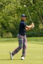 Billy horschel at the memorial tournament on th fairway Stock Photo