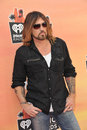 Billy ray cyrus los angeles ca may at the iheartradio music awards at the shrine auditorium los angeles Stock Photography