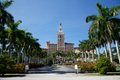 The Biltmore Hotel in Coral Gables, Miami, Florida Royalty Free Stock Photo
