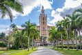 Biltmore Hotel,Miami Royalty Free Stock Photo