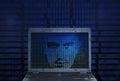 Binary code hacker