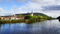Bingen. Germany Royalty Free Stock Photo