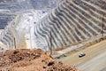 Bingham Kennecott Copper Mine Royalty Free Stock Photo