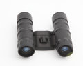 Binoculars isolated on white background Stock Photography