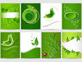 Bio design Royalty Free Stock Images