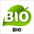 BIO leaf emblem
