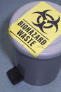 Biohazard Stock Photo