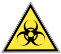 Biohazard sign Stock Photos