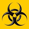 Biohazard Symbol Stock Images