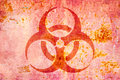 Biohazard Symbol Royalty Free Stock Photo