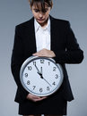 Biological clock concept Royalty Free Stock Photography