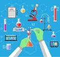 Biology science education equipment