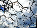 Biome roof Royalty Free Stock Photo