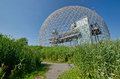 Biosphere in Montreal Stock Images