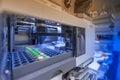 Biotechnology laboratory hardware Royalty Free Stock Photo