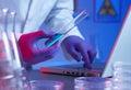 Biotechnológia rúrka výskum