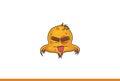 Bird emoji Teasing.