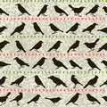 Birds background Royalty Free Stock Images