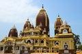 Birla Mandir Hindu Temple, New Delhi, Travel to India Royalty Free Stock Photo