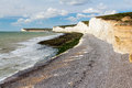 Birling Gap Royalty Free Stock Image