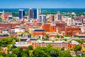Birmingham, Alabama, USA Skyline Royalty Free Stock Photo