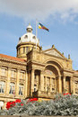 Birmingham architecture Royalty Free Stock Photography