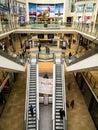 Modern Retail Shopping Mall Royalty Free Stock Photo