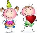 Birth day children