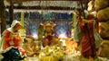 Birth of Jesus Stock Image