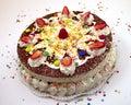 Torta k narodeninám 4