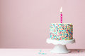 Royalty Free Stock Image Birthday cake