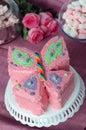 Birthday cake Royalty Free Stock Photo