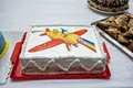 Birthday cakes Royalty Free Stock Photo