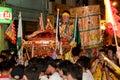 Birthday Celebration of Deity Kong Teck Choon Ong Stock Photos
