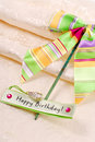 Birthday Gift of Love Royalty Free Stock Photos