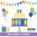 Birthday party sets