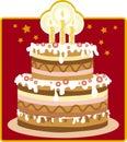Narodeniny tortu