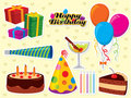 Birthday wishes Royalty Free Stock Image